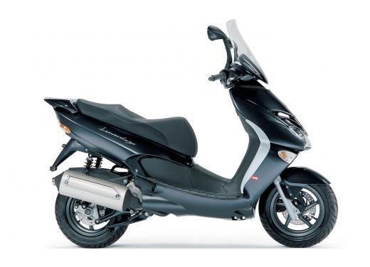 Aprilia Leonardo SR 500 Concept - Foto  di
