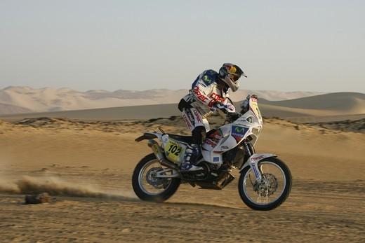 Aprilia Dakar 2010 terza vittoria - Foto  di