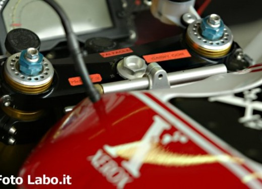 Ducati 999RS Superbike: Racing Test