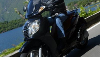 Malaguti Password 250: Test Drive