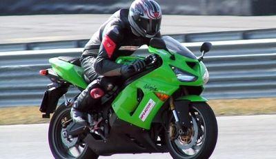 Kawasaki Ninja ZX-6R '05: Test Ride