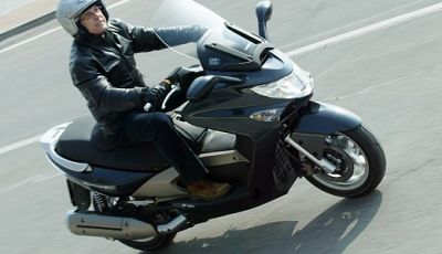 Kymco Xciting 500: Test Ride