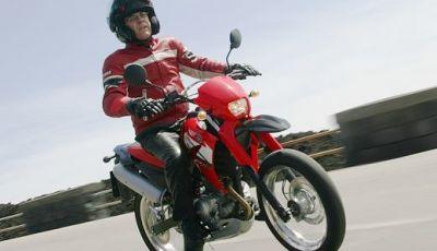 Yamaha XT125 X: Test ride
