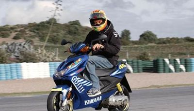 Yamaha Race Replica 50