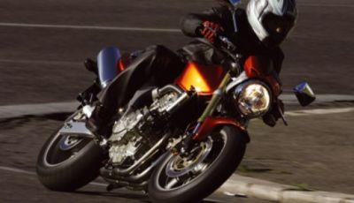 Honda Hornet 600 e FMX650
