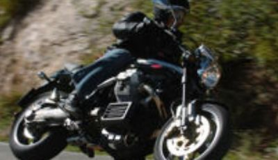 Moto Guzzi Griso 1100: Test Ride