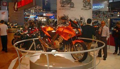 Honda al Salone di Parigi 2005