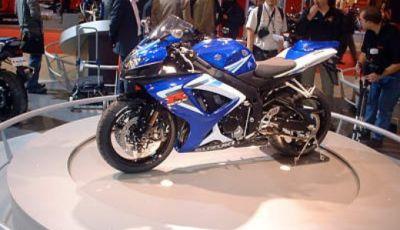 Suzuki al Salone di Parigi 2005