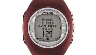 Accessori: Polar F55 cardiofrequenzimetri