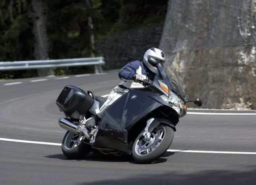 BMW K 1200 GT – Long Test