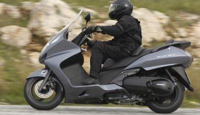 Honda SilverWing 400 – Test Ride