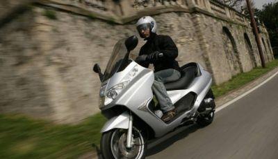 Piaggio X8 400 i.e – Test Ride