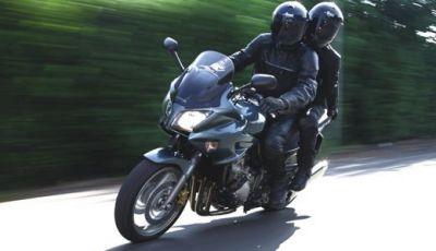 Honda CBF1000 – Test Ride
