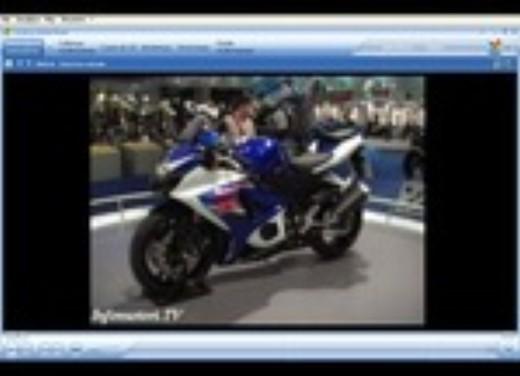 Suzuki all'Intermot 2006