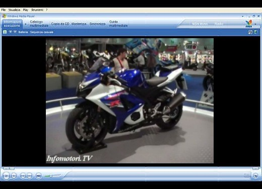 Video Suzuki all' Intermot 2006 - Foto  di