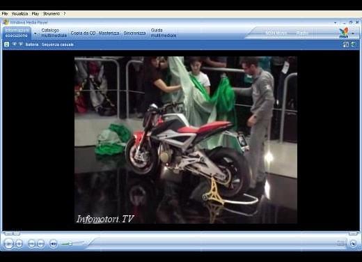 Video Benelli all' Intermot 2006 - Foto  di
