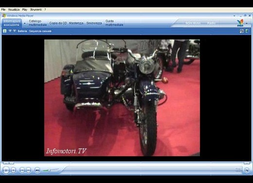 Video Ural all' Intermot 2006 - Foto  di