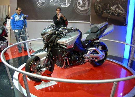 Video Suzuki all'EICMA 2006 - Foto  di