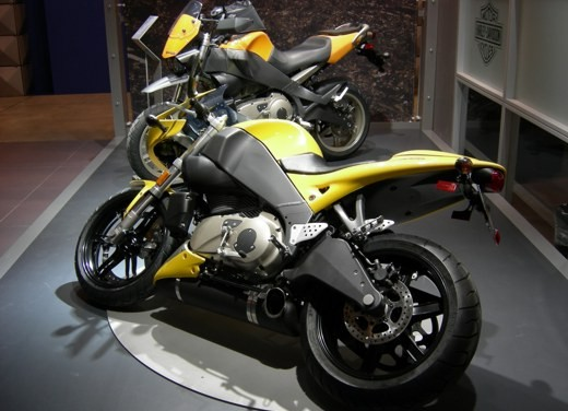 Video Buell all'EICMA 2006 - Foto  di