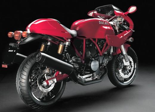 Ducati Sport 1000 e 1000S Biposto