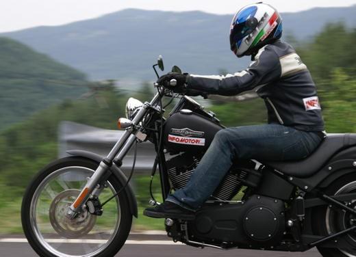 Harley-Davidson FXSTB Night Train – Long Test Ride