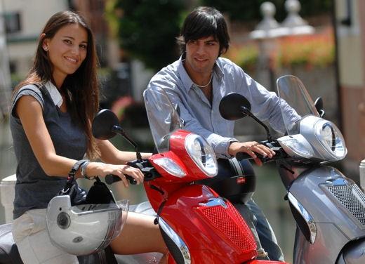 Aprilia Scarabeo 125 e 200 – Test Ride