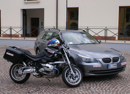 BMW 525d Touring & R 1200 R – Test Drive