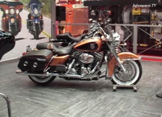 Video Harley Davidson  a Parigi 2007 - Foto  di