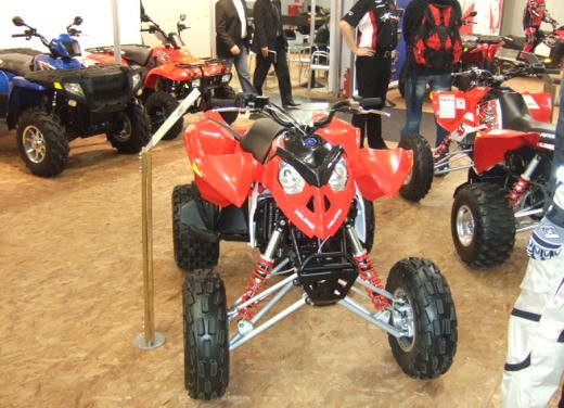 Polaris all'EICMA 2007
