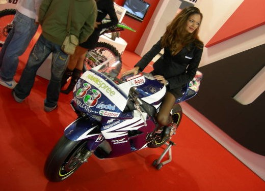 Honda all'EICMA 2007