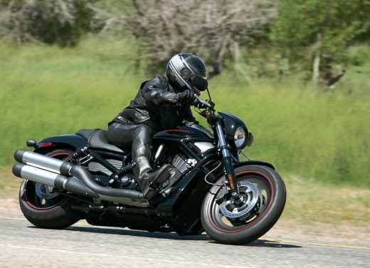 Harley Davidson Night Rod Special – Long Test Ride - Foto 7 di 50