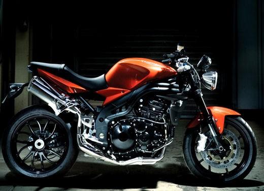 Triumph Speed Triple – test ride report