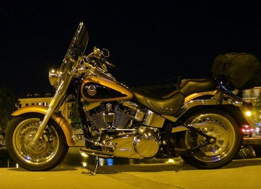 Harley Davidson Fat Boy – Long Test Ride - Foto 6 di 21
