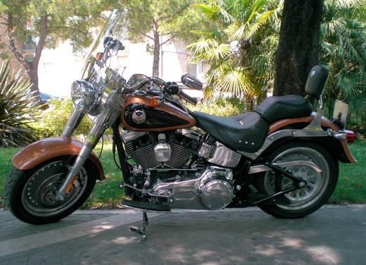 Harley Davidson Fat Boy – Long Test Ride - Foto 8 di 21