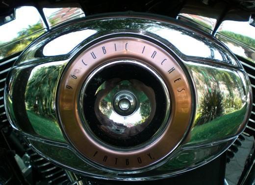 Harley Davidson Fat Boy – Long Test Ride - Foto 16 di 21