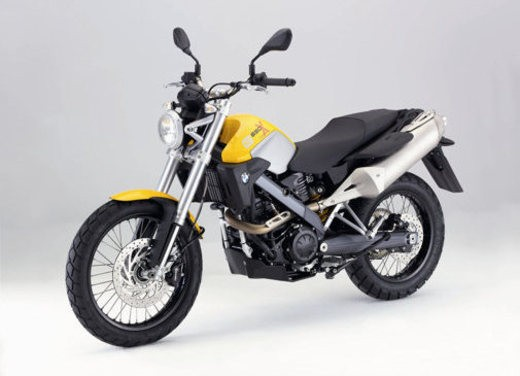 BMW G 650 X Country MY 2009