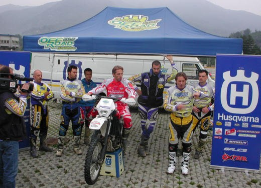 Husqvarna Off Road School - Foto  di