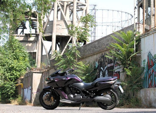 Honda DN-01 – Long Test Ride