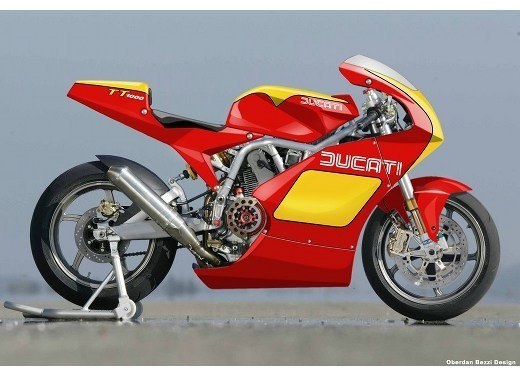 Ducati TT 1000 - Foto  di