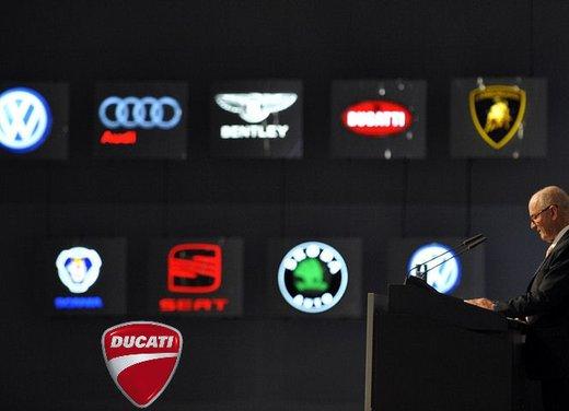 Audi pronta ad annunciare l'acquisto di Ducati - Foto 1 di 21