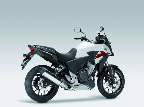Honda CB500X - Foto 16 di 20