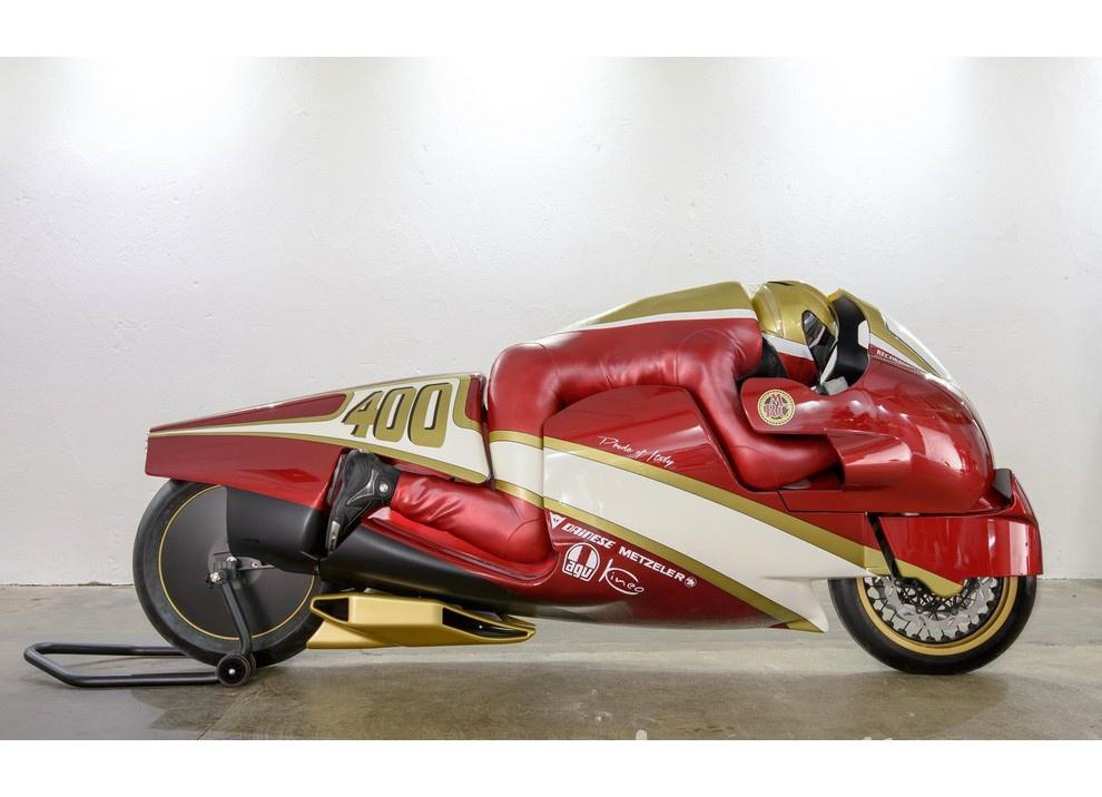 Battere il record di velocità: la Proud of Italy di Roberto Crepaldi