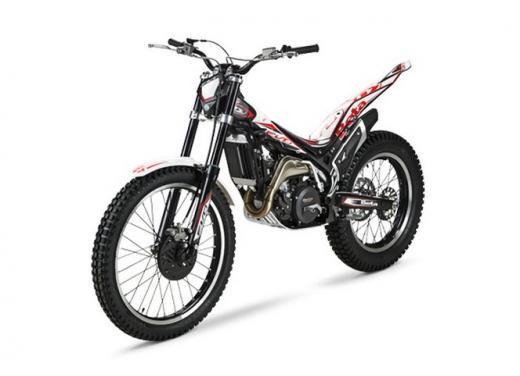 Beta Evo 125, 250 e 300 cc, le versioni 2014 delle moto da trial italiane - Foto  di