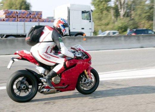Ducati 1199 Panigale: foto spia della nuova superbike Ducati - Foto 6 di 13