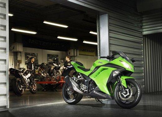 Kawasaki Ninja 300 al prezzo di 4.990 euro - Foto 21 di 37