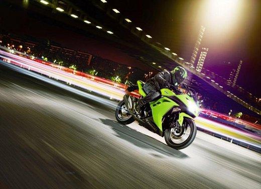 Kawasaki Ninja 300 al prezzo di 4.990 euro - Foto 23 di 37