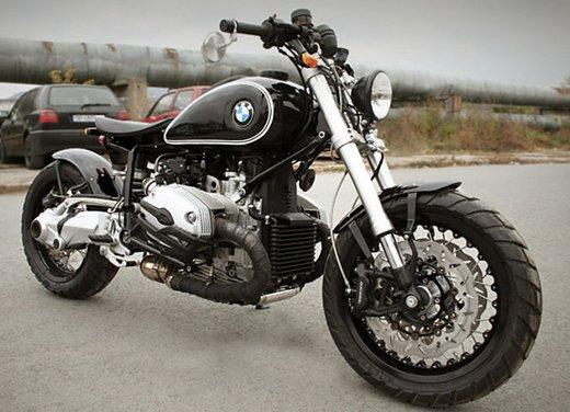 BMW R 1200 R by Galaxy Customs - Foto 1 di 29