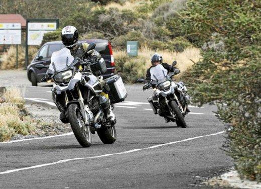 BMW R 1250 GS: foto spia della nuova adventure bike tedesca - Foto 4 di 9