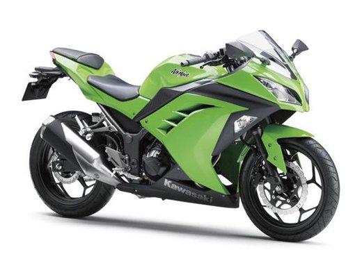 Kawasaki Ninja 300 al prezzo di 4.990 euro - Foto 14 di 37