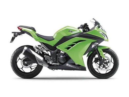 Kawasaki Ninja 300 al prezzo di 4.990 euro - Foto 1 di 37